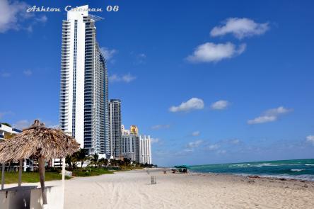 Sunny Isles Beach strip and Jade Beach plus Jade Ocean